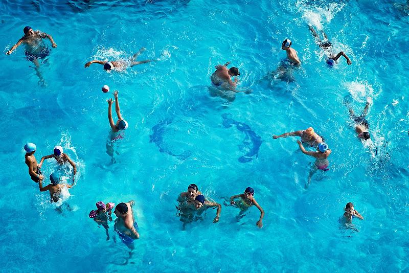 La piscina di Dariagufo