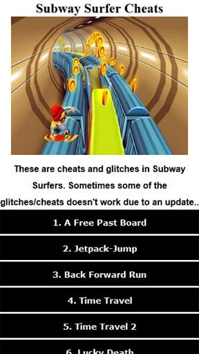 u041au043bu044eu0447u0438 u0434u043bu044f Subway Surfers 1.0 screenshots 1