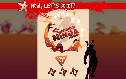 Shuriken Ninja School