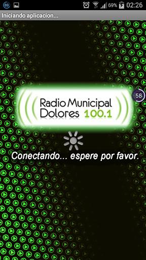 Radio Municipal Dolores 3.0.2 screenshots 1