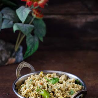 Nandu Podimas / Crab Meat Bhurji.