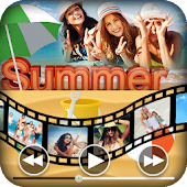 Summer Video Maker 2017