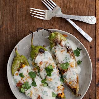 Hatch Chile Vegetarian Recipes.