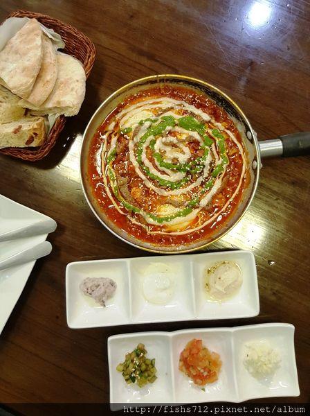 台南 餐廳 imma依瑪以色列料理 imma Bakery & Café & Cuisine 中西區 樹林街 早午餐 地中海料理 媽媽味 熱情的老闆