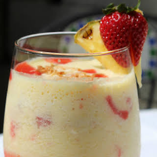 Pineapple Strawberry Cocktail Recipes.
