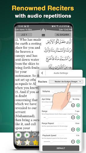 Quran Majeed u0627u0644u0642u0631u0622u0646 u0627u0644u0645u062cu064au062f Apk 2