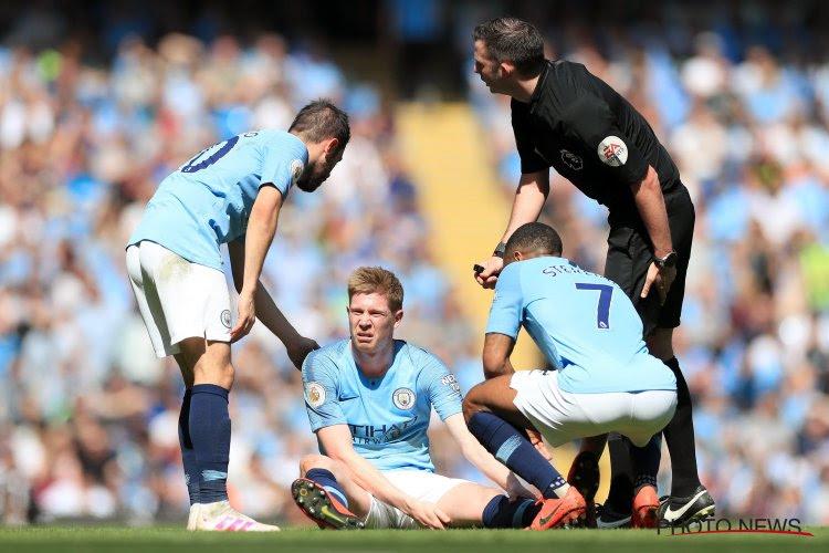 City s'impose mais perd De Bruyne sur blessure ! (Vidéo)