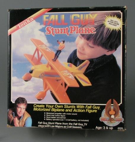 Airplane:Fall Guy Stunt Plane - Tonka — Google Arts & Culture