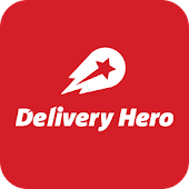Delivery Hero - Beställ mat