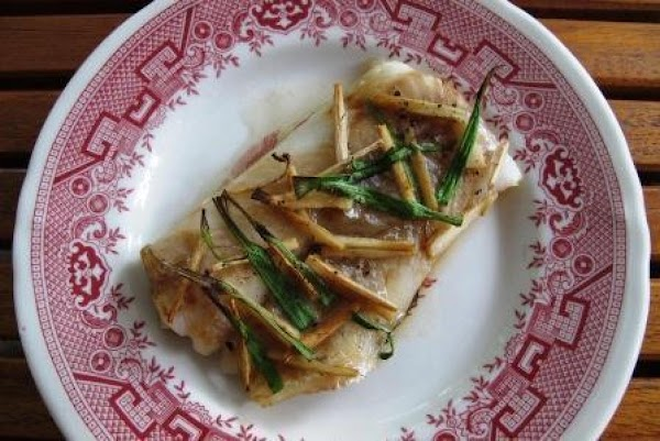 Easy, Easy Asian Tilapia In Microwave Recipe