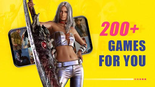 Gloud Games -Free to Play 200+ AAA games filehippodl screenshot 3