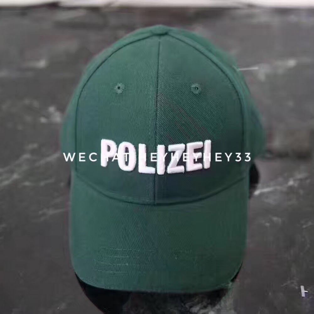 GRN PO HAT