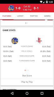 Houston Rockets- screenshot thumbnail