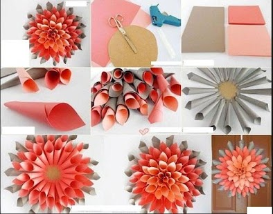 DIY Make Flower Tutorials- screenshot thumbnail
