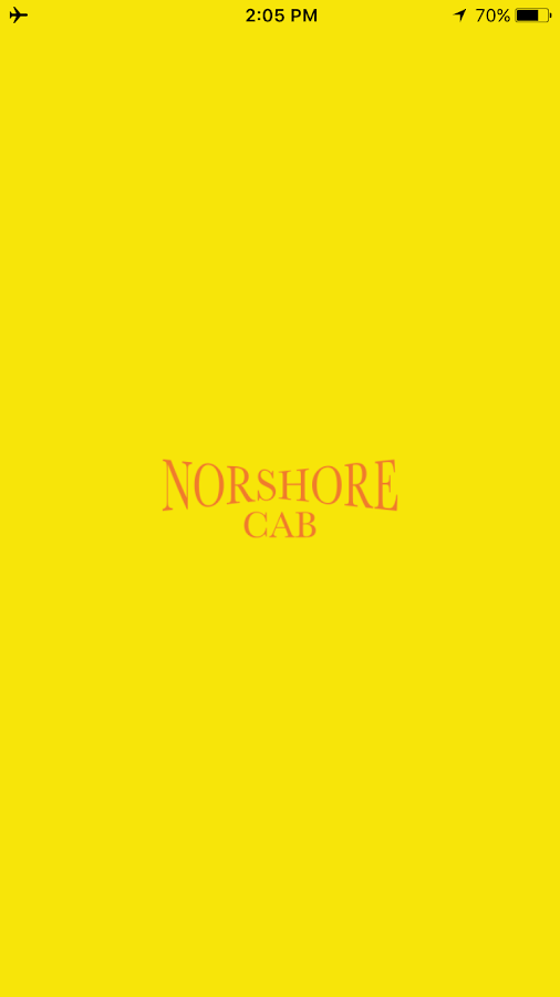 Norshore Cab- screenshot