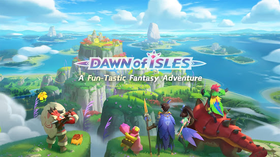 Mod Game Dawn of Isles 1.0.1 FULL FREE