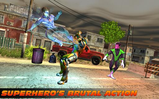 Some Superhero War League - Superheroes City Recon Varies with device screenshots 1