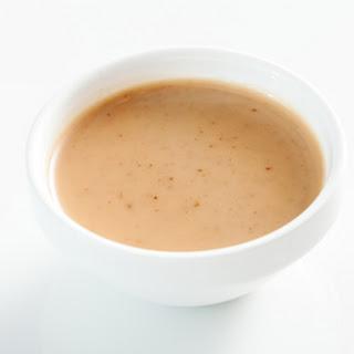Asian Style Spicy Nut Vinaigrette Recipe