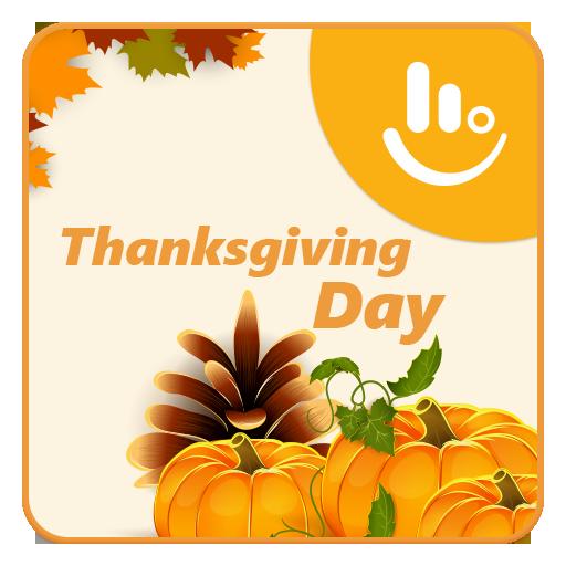 TouchPal November Feast Theme 健康 App LOGO-硬是要APP