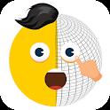 Emoji Keyboard - Emoji Maker, WASticker, Emoticons icon