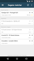 Screenshot of Sportstats