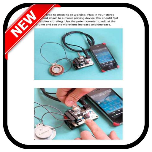how to make manual speakers (app)