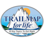 Trailmap for Life Logo