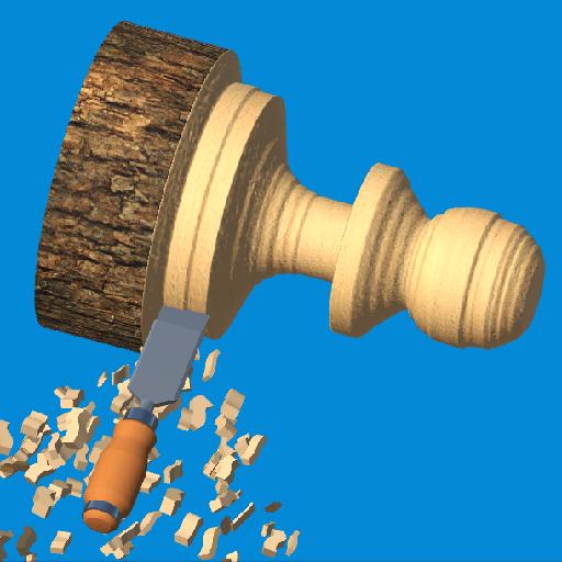Woodturning Icon