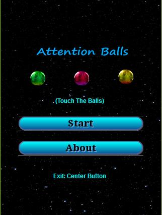 アテンション·ボール