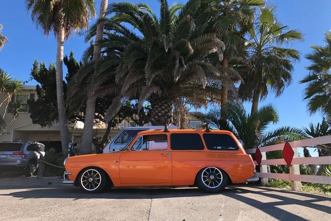 1967 Volkswagen Type 3 Squareback Hire CA 92054