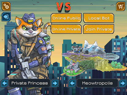 Meow Wars: Card Battle 11