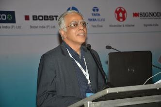 Photo: Suresh Sethi, Vice President, Whirlpool Design- Asia