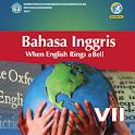 Bahasa Inggris Kelas 7 Kurikulum 2013 Revisi 2017 icon