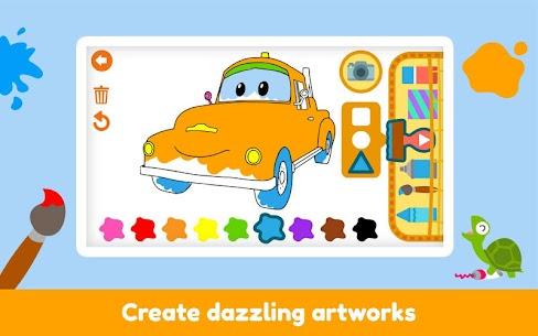 Car City Coloring Book Premium (Cracked) 9