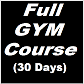 Gym Course 30 days
