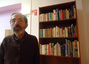Photo: Fernando Rocha, mentor do clube
