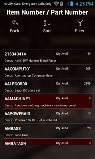 Scanco Acumatica Warehouse 180907.1 screenshots 4