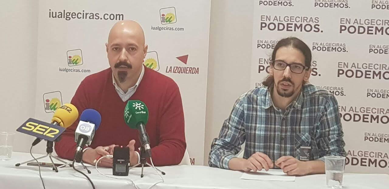 IU y Podemos alcanzan un acuerdo para confluir en la próximas elecciones municipales