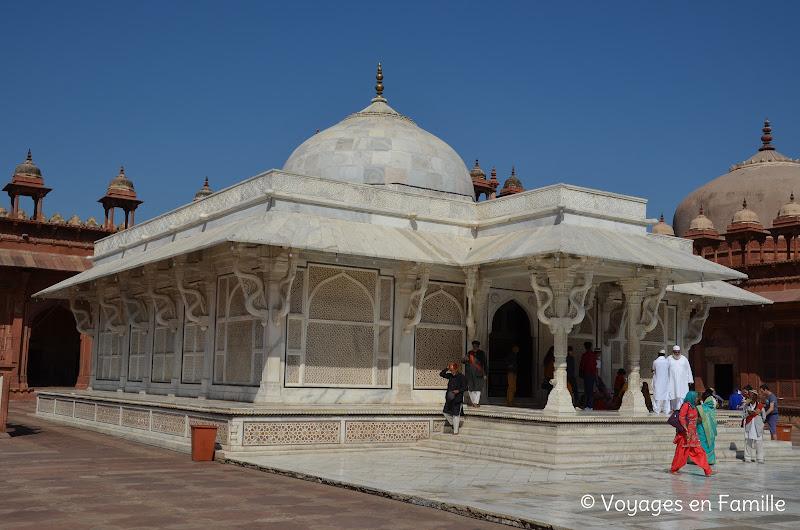 tombeau jama masjid, fatehpur sikri