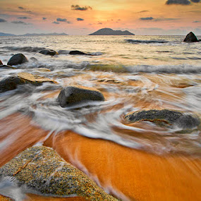 Spin Waves by Yohanes Irawan - Landscapes Waterscapes ( singkawang, landscape )