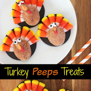 Turkey Peeps Treats