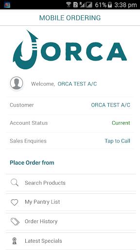 ORCA 1.4 screenshots 3