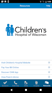 Children's On Call- screenshot thumbnail