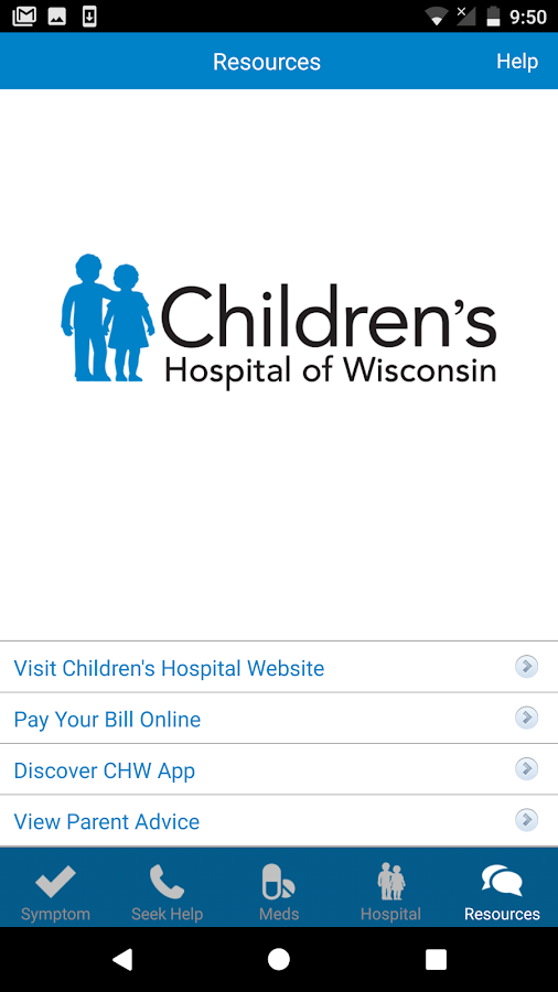 Children's On Call- screenshot