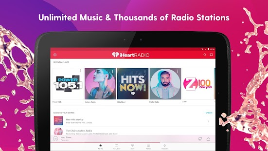 iHeartRadio - Free Music, Radio & Podcasts- screenshot thumbnail