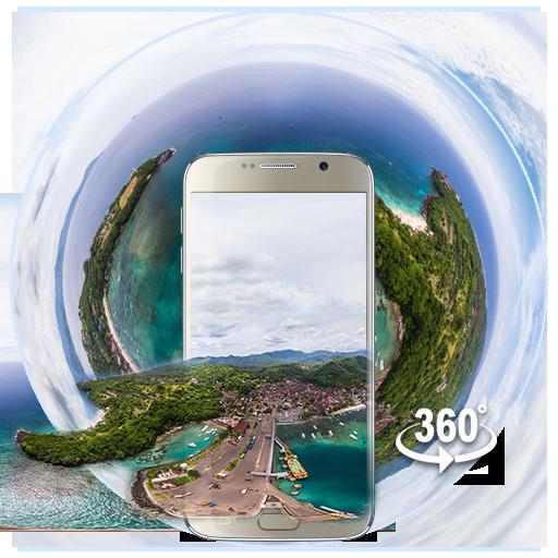 3D Phuket Tropical Island  3D Theme (VR Panoramic)