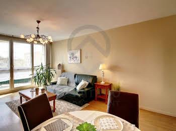 Appartement 4 pièces 80,38 m2