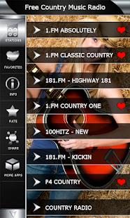 Country Hudba Zdarma - náhled