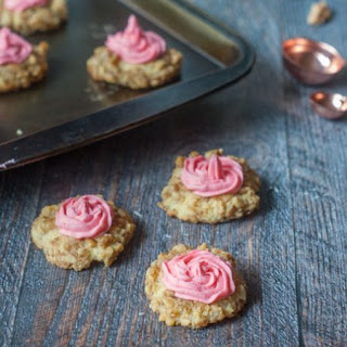 Low Carb Thumbprint Cookies.