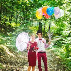 Wedding photographer Alina Kuzmenko (alinamalinaa). Photo of 15.01.2016